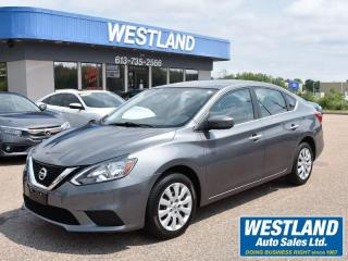 Used 2016 Nissan Sentra S for sale in Pembroke, ON