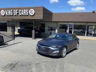 Used 2019 Chevrolet Malibu LT WITH AUTONOMOUS BRAKING for sale in Langley, BC