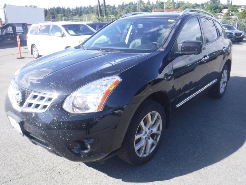 used 2013 nissan rogue s awd for sale in burnaby, british columbia carpages.ca