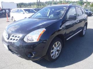 Used 2013 Nissan Rogue S AWD for sale in Burnaby, BC