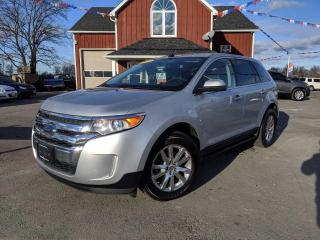 Used 2013 Ford Edge Limited for sale in Dunnville, ON