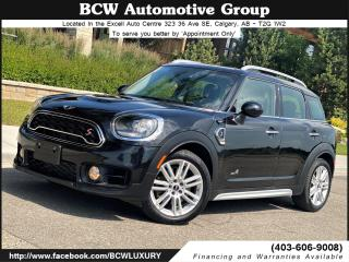 Used 2018 MINI Cooper Countryman Cooper S for sale in Calgary, AB