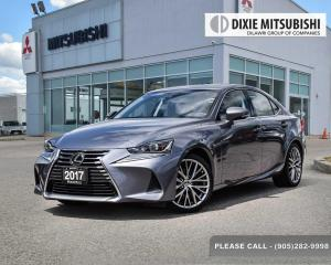 Used 2017 Lexus IS 300 for sale in Mississauga, ON