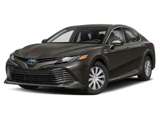 New 2020 Toyota Camry HYBRID LE for sale in Grand Falls-Windsor, NL