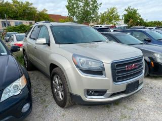 Used 2015 GMC Acadia SLT2 for sale in Scarborough, ON