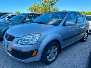 Used 2008 Kia Rio for sale in Scarborough, ON