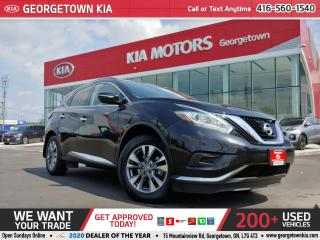 Used 2015 Nissan Murano S | NAVI | B/UP CAM | HEATED SEATS | 70K KMS | B/T for sale in Georgetown, ON