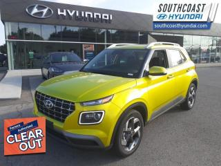 New 2020 Hyundai Venue Trend  - Sunroof - $151 B/W for sale in Simcoe, ON