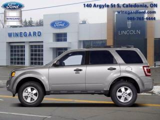 Used 2009 Ford Escape XLT Automatic 3.0L for sale in Caledonia, ON