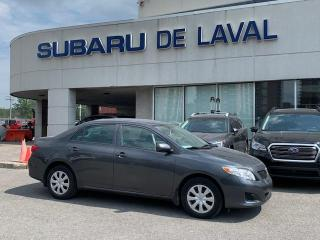Used 2010 Toyota Corolla CE for sale in Laval, QC