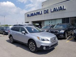 Used 2017 Subaru Outback Limited Tech AWD** Cuir Toit Nav** for sale in Laval, QC