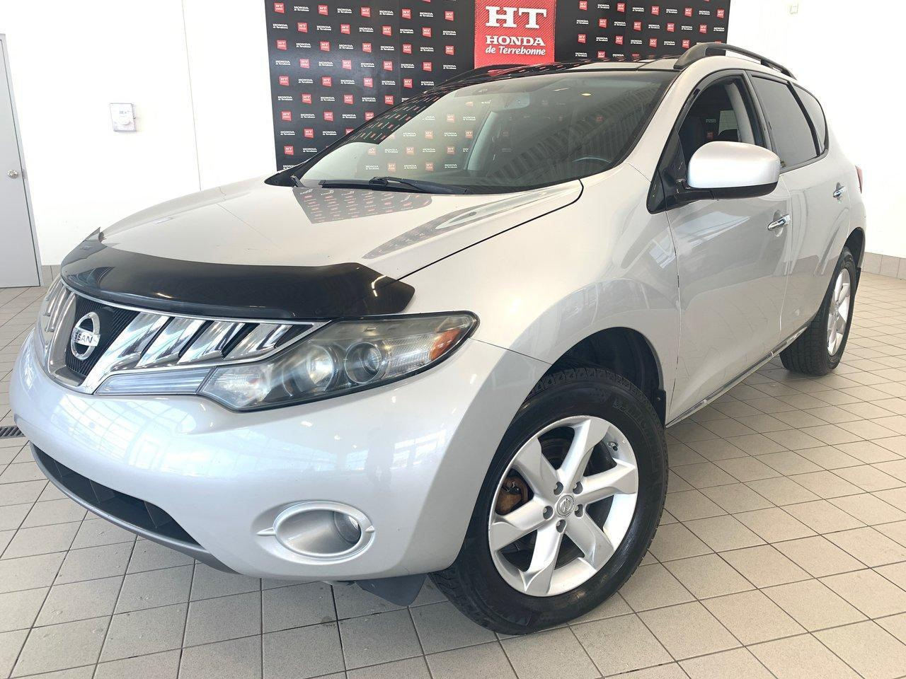 used 2009 nissan murano sl achat comptant for sale in terrebonne, quebec carpages.ca