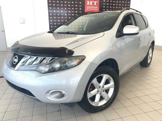 Used 2009 Nissan Murano SL Achat comptant for sale in Terrebonne, QC