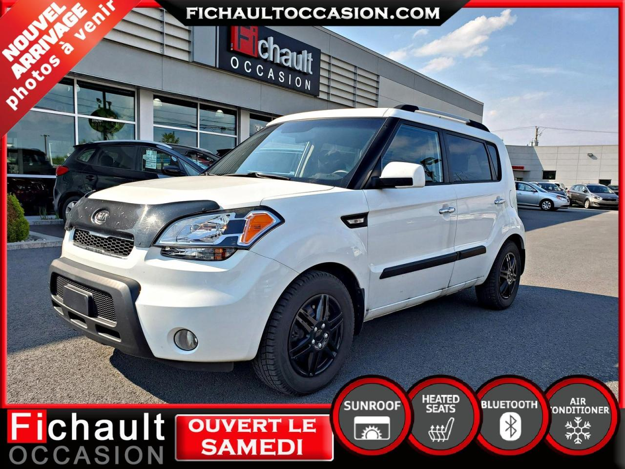 used 2011 kia soul 4u roues d hiver inclus for sale in châteauguay, quebec carpages.ca
