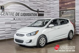 Used 2013 Hyundai Accent GL+BLUETOOTH+BANCS CHAUFFANTS for sale in Laval, QC