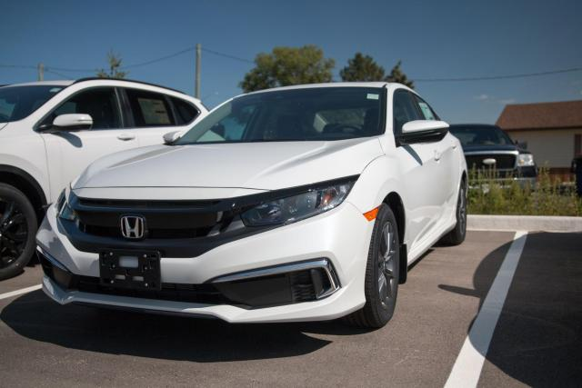 2020 Honda Civic SDN EX CIVIC 4 DOORS