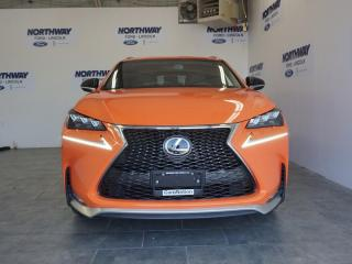 Used 2017 Lexus NX 200t F SPORT | SUNROOF | NAV | ONLY 24 KM! | RARE COLOR for sale in Brantford, ON