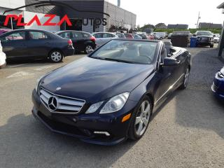 Used 2011 Mercedes-Benz E-Class 2dr Cabriolet E350 RWD for sale in Beauport, QC
