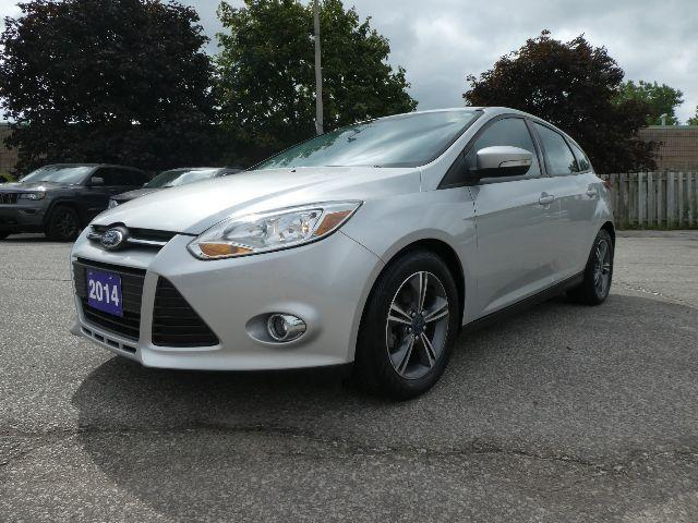 used 2014 ford focus se heated seats bluetooth low km for sale in essex, ontario carpages.ca
