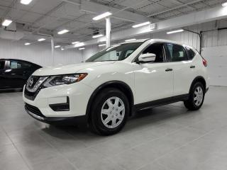 Used 2017 Nissan Rogue S - CAMERA + SIEGES CHAUFFANTS + JAMAIS ACCIDENTE for sale in St-Eustache, QC