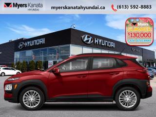 New 2021 Hyundai KONA Preferred AWD for sale in Kanata, ON