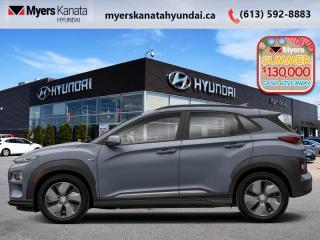 New 2020 Hyundai KONA Electric Preferred  - $268 B/W for sale in Kanata, ON