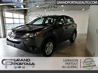 Used 2013 Toyota RAV4 4 portes LE traction avant for sale in Rivière-Du-Loup, QC