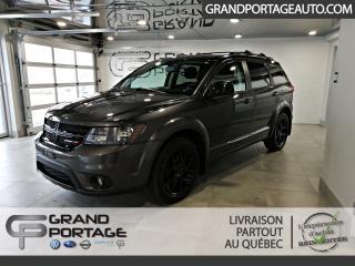 Used 2017 Dodge Journey Traction avant 4 portes, SXT **Bas kilom for sale in Rivière-Du-Loup, QC