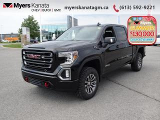 New 2020 GMC Sierra 1500 AT4  -  Leather Seats -  Cooled Seats for sale in Kanata, ON