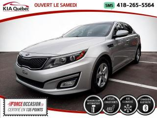 Used 2014 Kia Optima LX* AUTOMATIQUE* A/C* SIEGES CHAUFFANTS* for sale in Québec, QC
