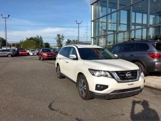 Used 2017 Nissan Pathfinder SV AWD CAMÉRA*SIÈGES CHAUFFANTS-MAIN LIB for sale in Lévis, QC