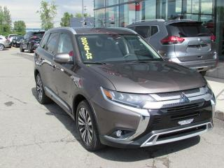 Used 2019 Mitsubishi Outlander GT S-AWC  TOIT*CAMÉRAS*CUIR for sale in Lévis, QC