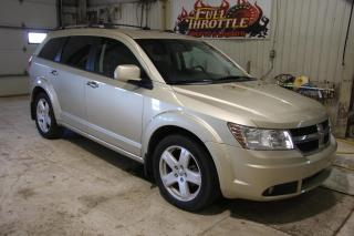 Used 2010 Dodge Journey R/T for sale in Saskatoon, SK