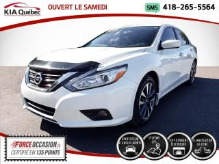 Used 2016 Nissan Altima SV* 2.5L* GPS* TOIT* CAMERA* SIEGES CHAU for sale in Québec, QC