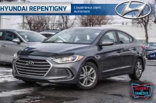 Used 2018 Hyundai Elantra GL 4 PORTES** SIEGES, VOLANT, MIROIRS CHAUFFANT for sale in Repentigny, QC