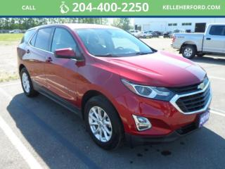Used 2018 Chevrolet Equinox LT for sale in Brandon, MB