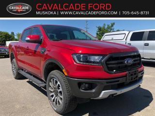 New 2020 Ford Ranger LARIAT for sale in Bracebridge, ON