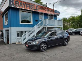 Used 2017 Volkswagen Golf SportWagen Comfortline **Pano Roof** for sale in Barrie, ON