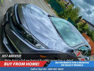 Used 2019 Honda Civic Sedan EX Sedan CVT for sale in Port Moody, BC