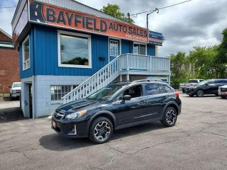 Used 2016 Subaru Crosstrek Touring **Heated Seats/Bluetooth/Reverse Cam** for sale in Barrie, ON