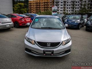 Used 2013 Honda Civic Sdn EX for sale in Port Moody, BC