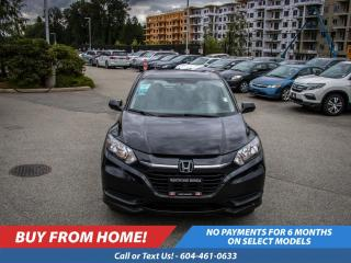 Used 2016 Honda HR-V LX-AWD for sale in Port Moody, BC
