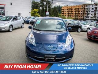 Used 2017 Nissan Leaf SV for sale in Port Moody, BC