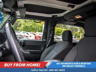 Used 2017 Jeep Wrangler SPORT for sale in Port Moody, BC