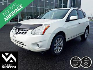 Used 2012 Nissan Rogue SV AWD  ** GARANTIE 10 ANS ** Roulez en famille en tout confort! for sale in Shawinigan, QC