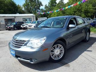 Used 2007 Chrysler Sebring Certified for sale in Oshawa, ON