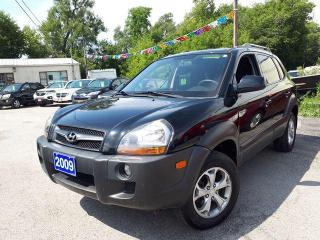 Used 2009 Hyundai Tucson Low kms,Certified for sale in Oshawa, ON