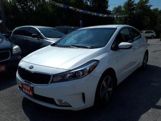 Used 2018 Kia Forte CERTIFIED for sale in Oshawa, ON