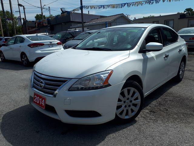 used 2014 nissan sentra for sale in oshawa, ontario carpages.ca