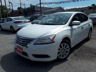 Used 2014 Nissan Sentra CERTIFIED for sale in Oshawa, ON